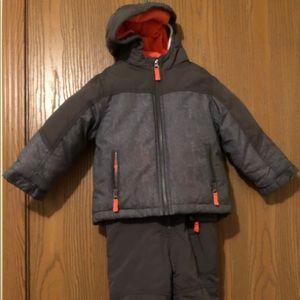 Carter's Toddler Snowsuit